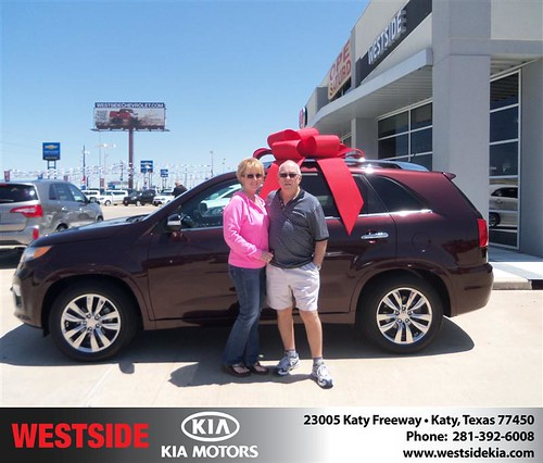Happy Birthday to Barry T Hundley from Guzman Gilbert and everyone at Westside Kia! #BDay! by Westside KIA