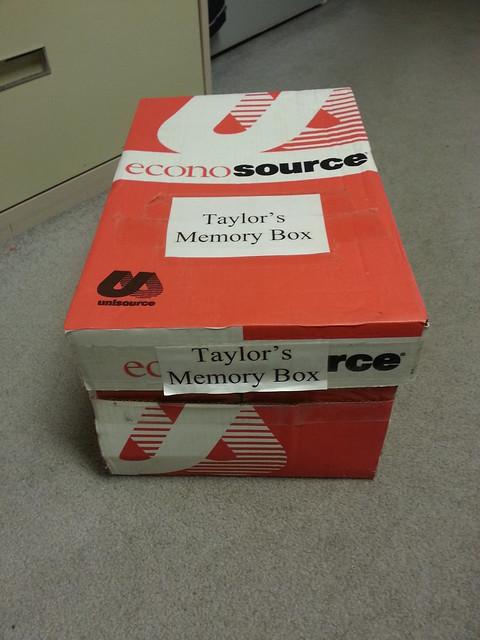 Ts memory box