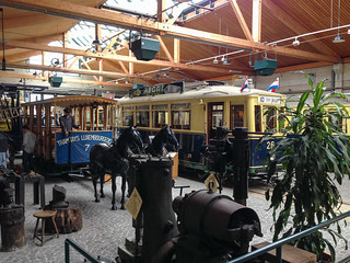 Tramways and Bus Museum - Luxembourg