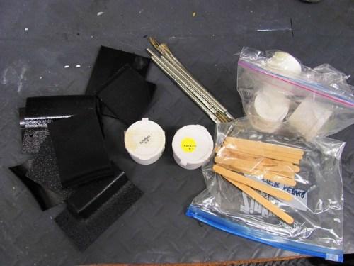 Patch Kit & Trim Kit Supplies