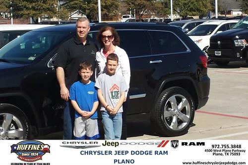 huffines chrysler jeep dodge ram plano texas customer reviews dealer testimonials brian craft. Black Bedroom Furniture Sets. Home Design Ideas