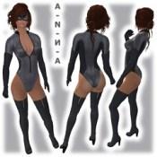 Me Anna Hero still got one rare Gacha Outfit! ;-)