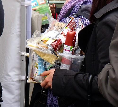 Einkauf bei alles-vegetarisch