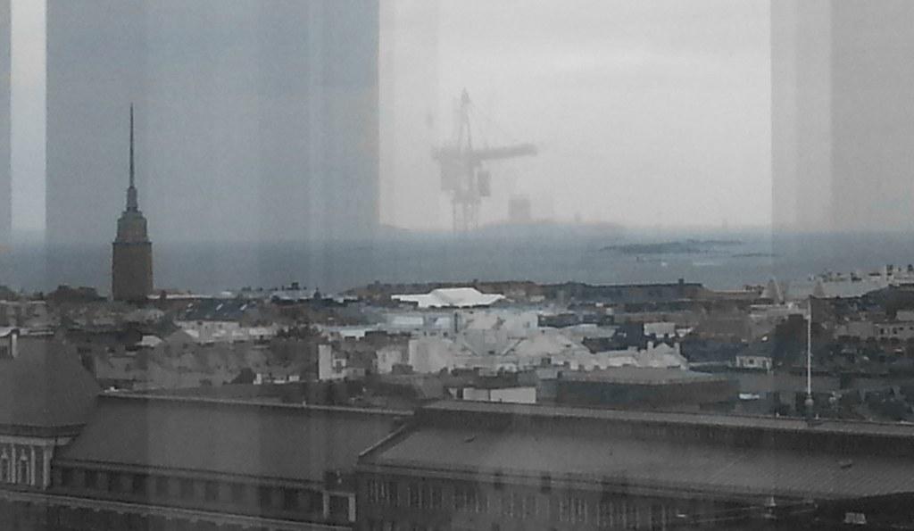 sky line ghost by miki korhonen