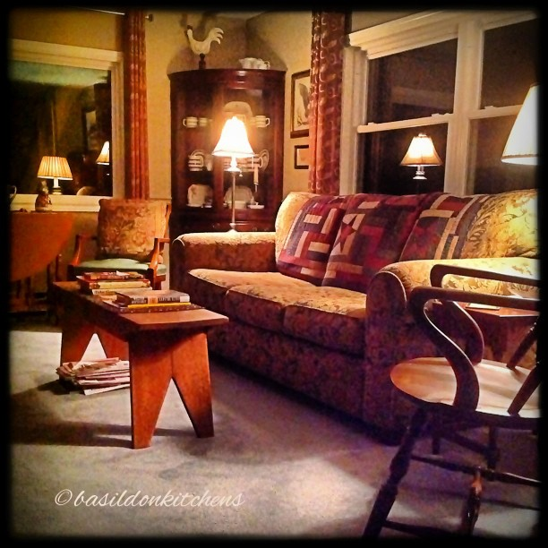 Aug 22 - a room {my living room; it's very comfy & cozy} #fmsphotoaday