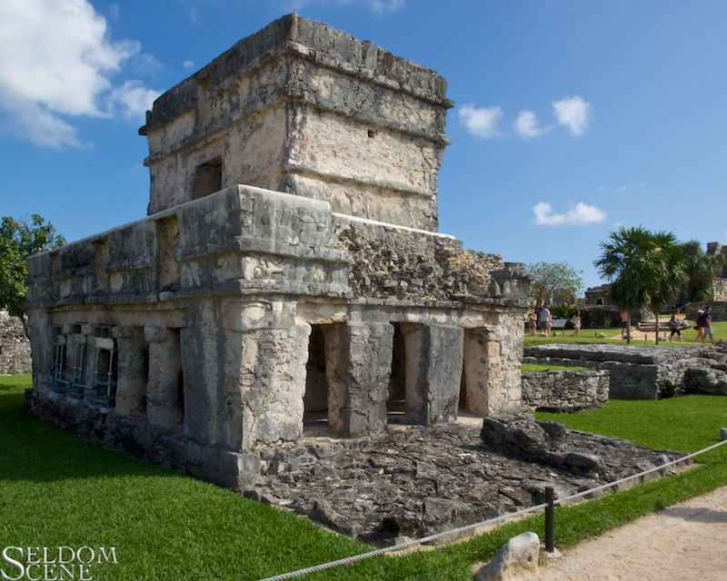 Temple of the Frescoes