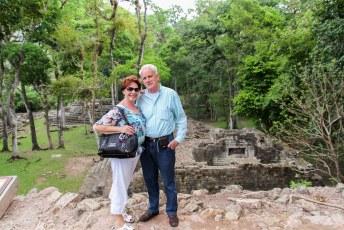 Naar Copán, konden ze eindelijk die gebouwen zien die in hun jeugd hier waren neergezet.