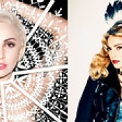 Madonna y Lady Gaga aparecen en el Empire State de Nueva York