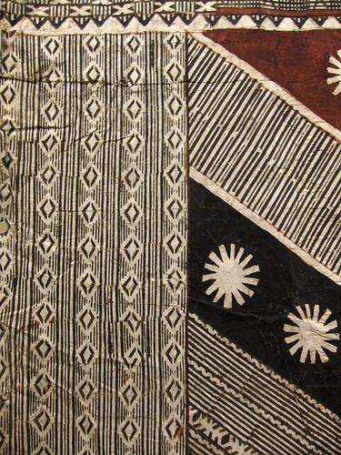 Fiji, early 20th century, detail