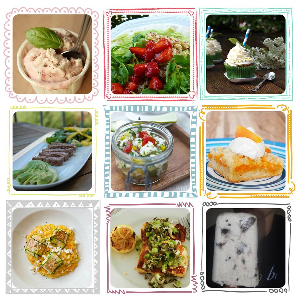 die zwergenprinzessin schaut in die töpfe der österreichischen foodblogger: juli