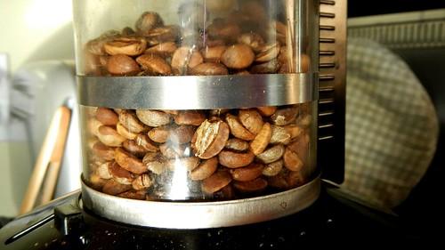 Roasting Coffee 5