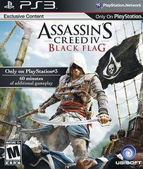 Assassin's Creed IV Black Flag on PS3