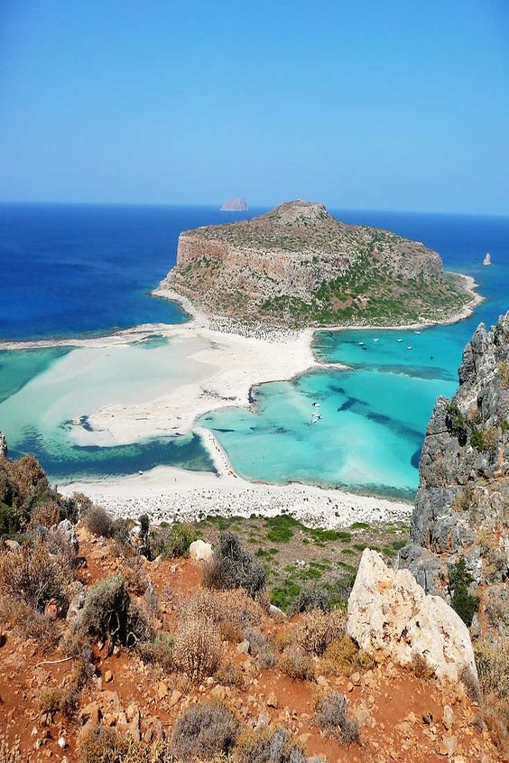 Balos Beach and Lagoon - Crete, Greece | Photo Credits by TripAdvisor