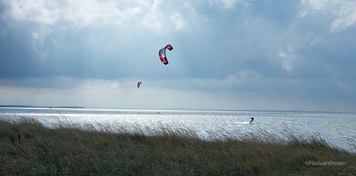 Kite Surfing Lynæs