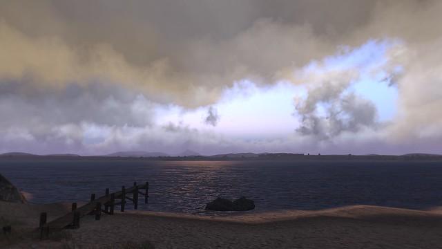 Cloud panorama Center