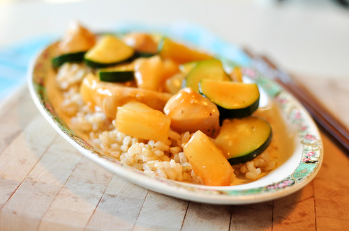 Low Cal Sweet and Sour Chicken