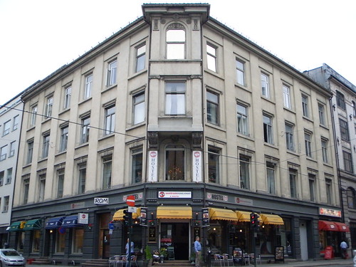 Dónde dormir y Alojamiento en Oslo (Noruega) - Sentrum Pensjonat.