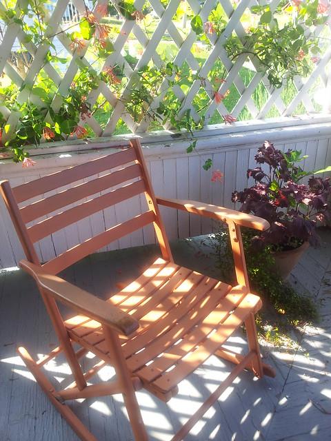 Honeysuckle Front Porch