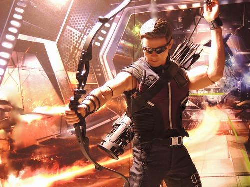 Hawkeye - The Heat of Battle