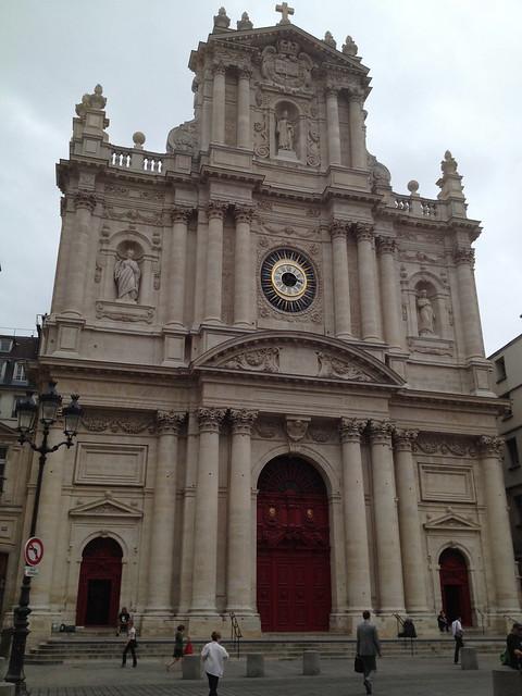 Saint-Paul-Saint-Louis church