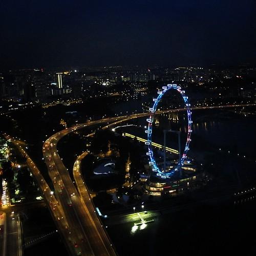 #singaporeflyer #singapore by @MySoDotCom