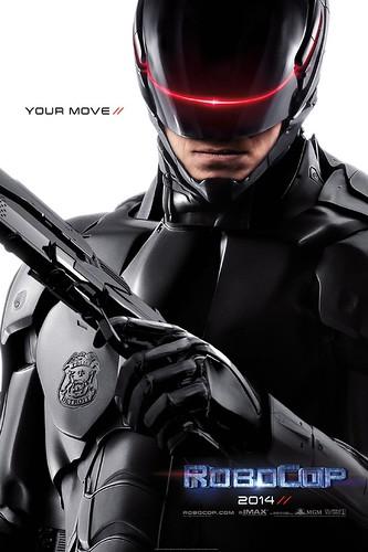 Estrenos del 2014 – Primer trimestre -Robocop