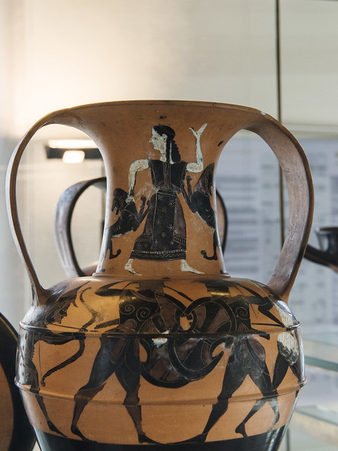 Nikosthenic Amphora - VI