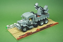 GMC CCKW Truck with M45 Quadmount (2)
