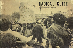 Cover of the Radical Guide to the University of Maryland: 1970
