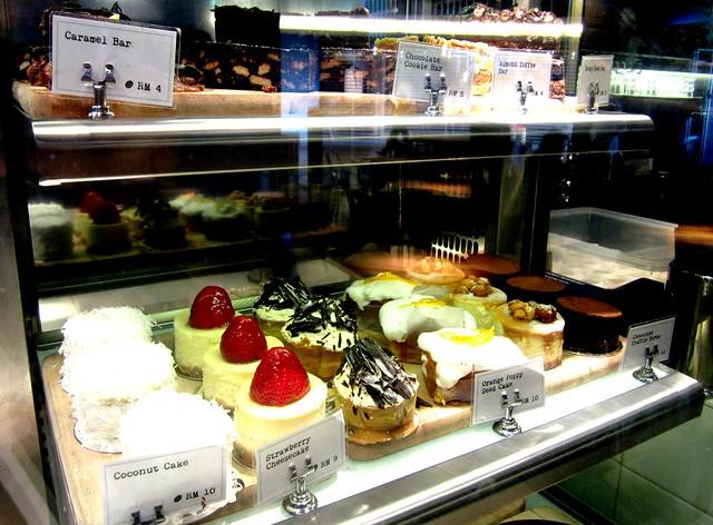 PB cakes