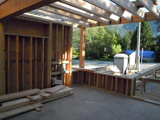 House construction Sept 11