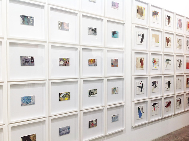 New work by milenko prvacki, iPRECIATION Galley, Art Stage 2014_full
