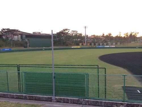 メイン球場