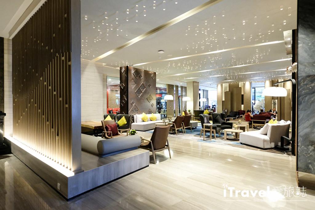 诺富特曼谷素坤逸酒店 Novotel Bangkok Sukhumvit 20 (10)