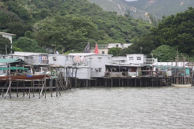 Tai O Stilthouse Community