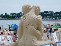 Revere Beach Sand Sculpting Festival