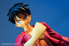 Monkey D. Luffy - P.O.P Sailing Again - Figure Review - Megahouse (46)