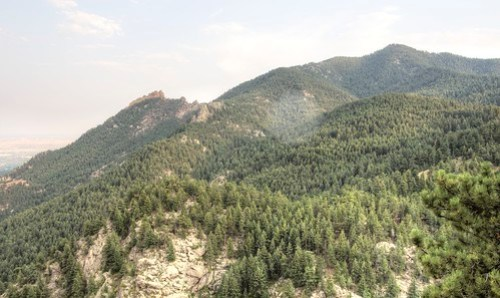 Boulder's Green Mountain