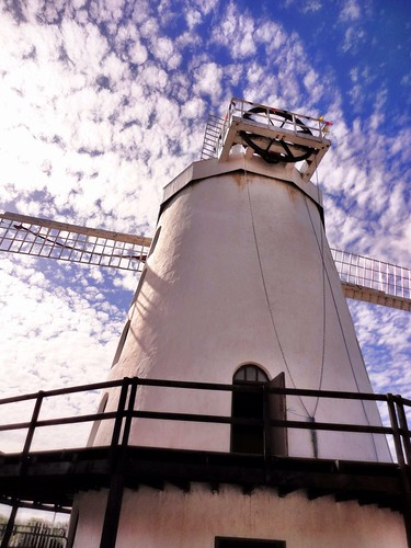 Blennerville Windmill by SpatzMe