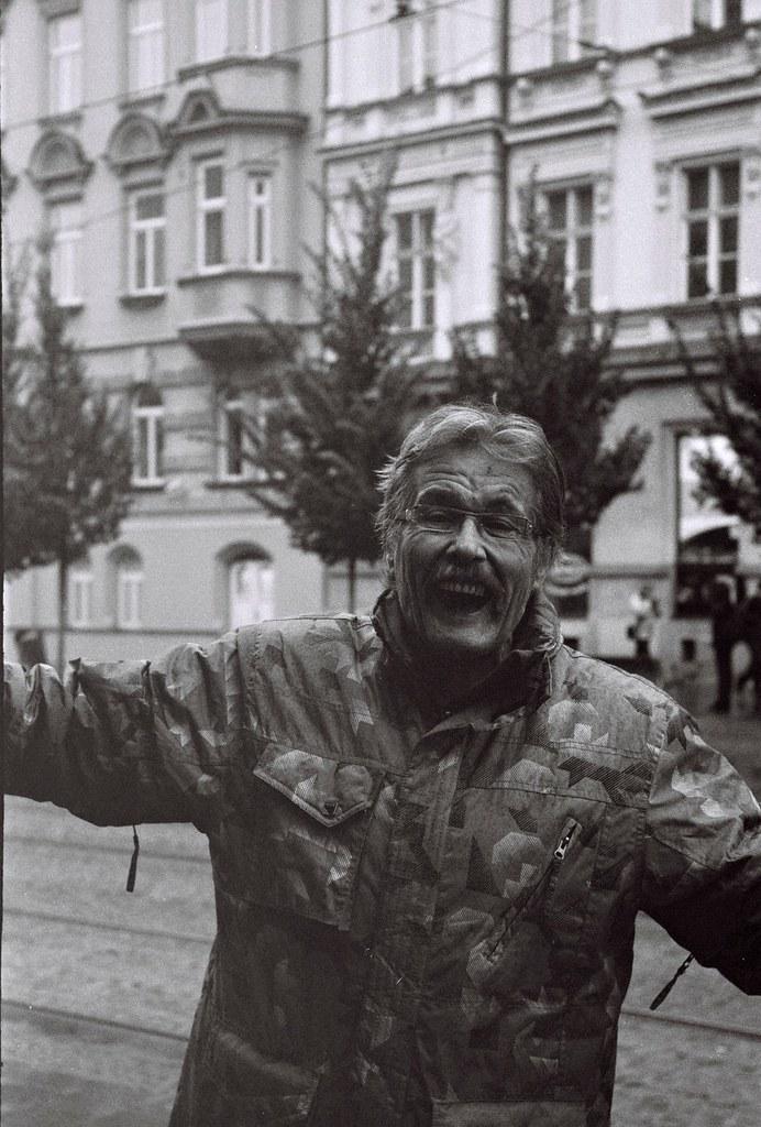 Kiev 4 - Mad-looking Man