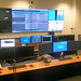 The IT Operations Center (ITOC) on the second level of the building provides 24/7 proactive monitoring of all IT systems.