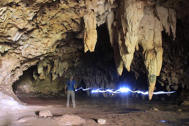 Santa Victoria Caves