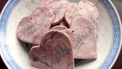Salt Dough Hearts 23