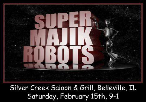 Super Majik Robots 2-15-14
