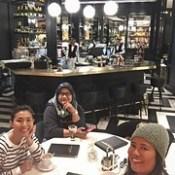 Always cafe hunting when Kak Sam is in town! 😍 #dinner #gentinghighland #love #girlsdayout #girlsnightout #overnight #fun #skyavenue #cafe #hotchocolate #hotcoffee #best