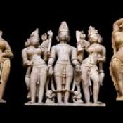 India - Madhya Pradesh - Khajuraho - Vishvanath Temple - 19d