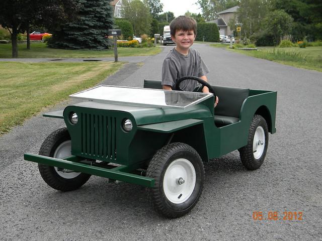 Electric Go Kart Kits Build