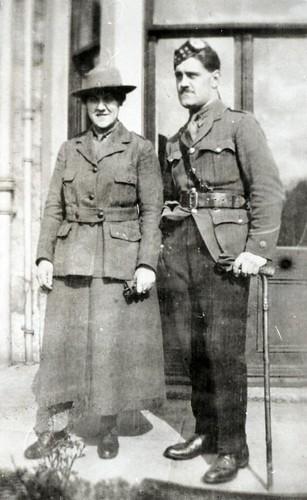 Elsie Murray Womens Legion