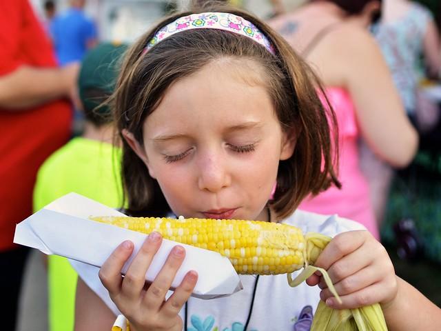 Mmmm…Corn