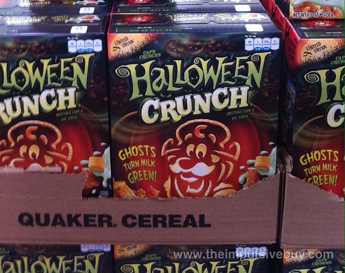 Limited Edition Halloween Crunch